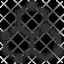 Chemistry Formula Molecular Icon