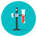 Chemistry Lab Test Tube Lab Practical Icon