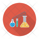 Chemistry Lab Science Icon