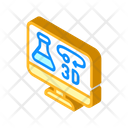 Chemistry Online Lesson Icon