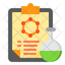 Chemistry Report Research Report Report Icon