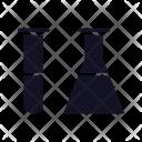 Chemistry Set Chemical Tube Icon