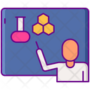 Chemistry Teacher Icon