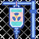 Chemotherapy Chemo Intravenous Icon