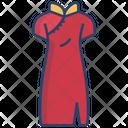 Cheongsam Chinese Dress Traditional Icon