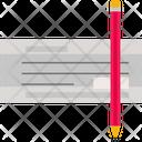 Business Finance Checkbook Icon