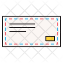 Cheque Payment Card Icon
