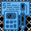 Cheque Calculator Tools Account Icon