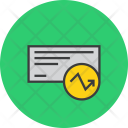 Cheque Bounce Payment Icon