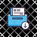Cheque Deposit Icon