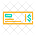 Payment Check Color Icon