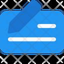 Cheque Write Icon