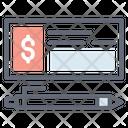 Chequebook Icon