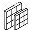 Chequered Tiles Icon