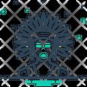 Cherokee Icon