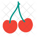 Cherries Icon