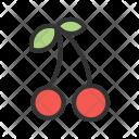 Cherries Cherry Icon