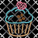 Cherry Sweet Birthday Icon