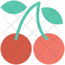 Cherry Food Fruit Icon