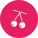 Cherry Cheeries Berry Icon