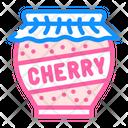 Cherry Jam Icon