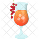 Cherry Juice Natural Icon
