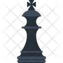 Chess Figure Rook Icon
