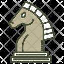 Chess Piece Finance Icon