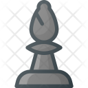 Chess Figure Bishop Icon