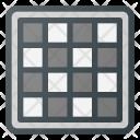 Chess Strategu Board Icon