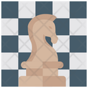 Chess Playing Chess Game Icon