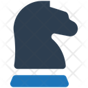 Chess Figure Horse Icon