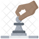 Chess Strategy Pastime Icon