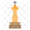 Chess Sport King Icon