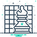 Chess Checkerboard Final Icon