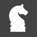Chess Horse Knight Icon