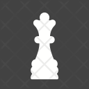 Chess Queen Mind Icon