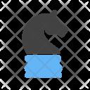 Chess Horse Knight Icon