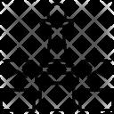 Chess King Stars Icon