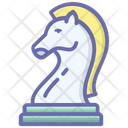 Chess Chess Piece Chess Knight Icon
