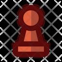 Chess Board Sport Icon