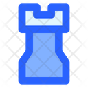 Chess Rook Sport Icon