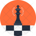 Chess Figure Game Icon