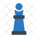 Chess Piece Strategy Icon