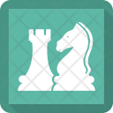 Business Strategy Chess Icon