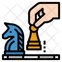 Chess Horse Sports Icon