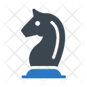 Chess Strategy Planning Icon