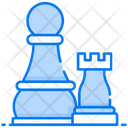 Chess Chess Rook Chess Piece Icon