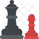 Chess Pieces Game Icon