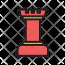 Casino Chess Game Icon